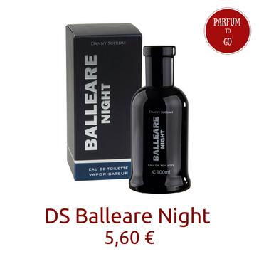 Danny Suprime Balleare Night