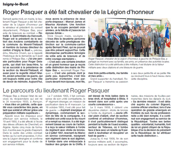 Ouest-France, 05/10/2015