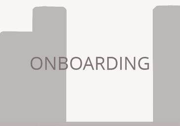 Coaching Onboarding