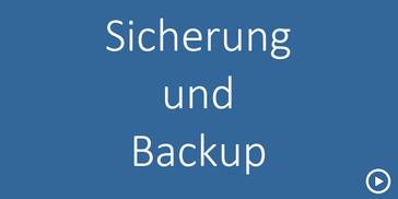 Backup und Sicherungen erstellen im AgenaTrader Tradingsoftware Tutorial Video