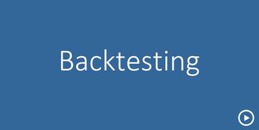 Backtesting Einstellungen im AgenaTrader Handelssoftware Tutorial Video