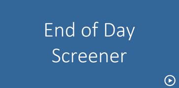 End of day Screener im AgenaTrader Tutorial Video