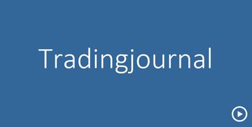Tradingjournal im AgenaTrader Tutorial Video