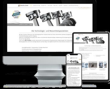 Referenz-Website Hemutec GmbH