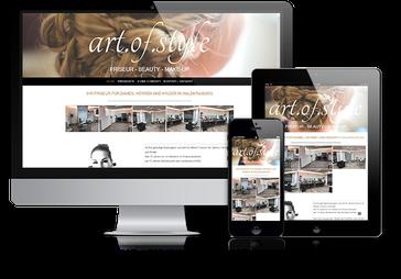 Jimdo Basic Website-Paket