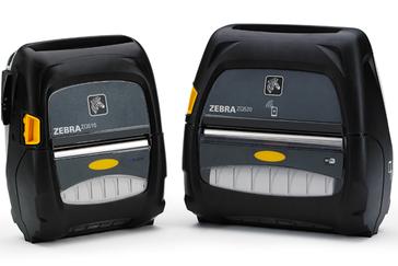 Zebra ZQ500 Mobiler Etikettendrucker