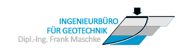 Ingenieurbüro für Geotechnik Frank Maschke Logo