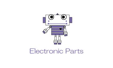 工業製品部品を精密加工した小さなロボットモチーフのアクセサリー  ネジやオーディオジャックなど身近な部品デザインの特徴を活かし製作 最小0.5mmの精密穴あけ加工 役20個程の小さな部品をひとつひとつ丁寧に組み上げています。