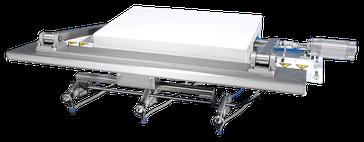 Trenntechnik Airmix DÜBÖR Stahlbandbeölung SBB 800-1200