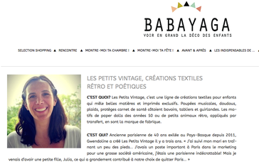 BABAYAGA - Magazine -- Mai 2015