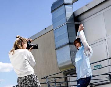 Personal Styling und Portrait Shooting - Paket - Nicola Hahn und Katja Brömer