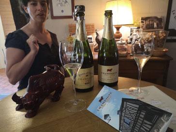 Wijnhuis Le Boeuf Champagnestreek