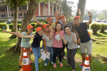 Taipei Teambuilding