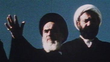 Ruhollah Khomeini (døde i 3. juni 1989 i Teheran)