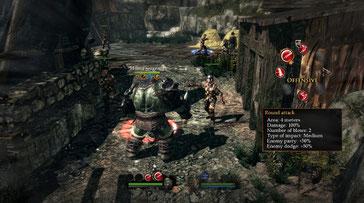 Kampfsystem erinnert an Dragon Age [Quelle: Cyanide]