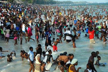 Jomo Kenyatta Beach