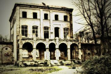 Haus Fühlingen bei Köln Horrorhaus bei Lost Places