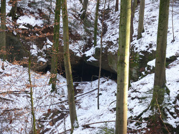 Brunngrabenhöhle bei Neunhof