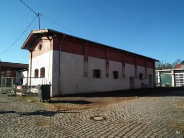 Dudweiler Schlachthof, W. Bartholomè