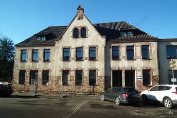 Grube Jägersfreude, Zechenhaus, 1910