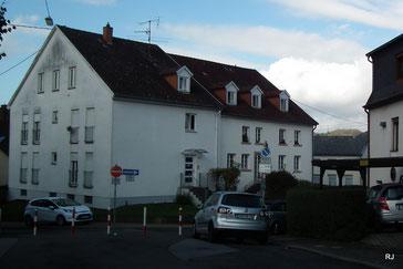 Büchelstraße 10, Dudweiler, Wohnhaus 17. Jhd.