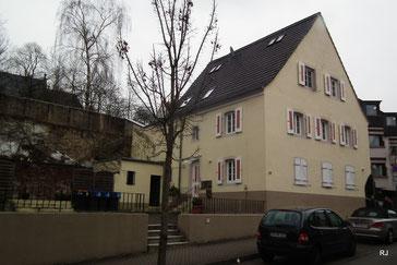 Scheidter Straße 23, 1750, Gefängnis, Dudweiler