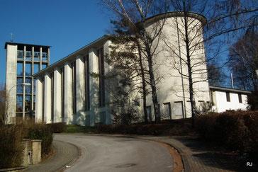 Katholische Kirche St. Barbara, Dudweiler,