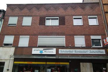 Saarbrücker Straße 254, Conditorei Möller, Dudweiler
