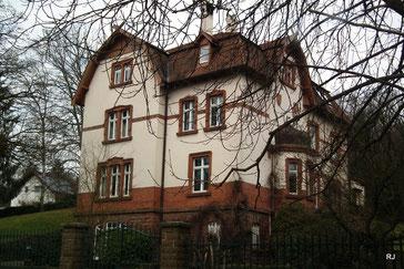 Am Gegenortschacht, Dudweiler, Villa Grubendirektor