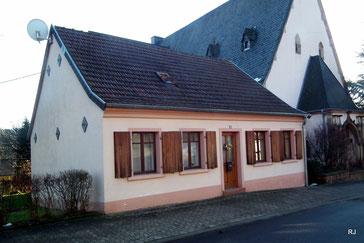 Johannesstr. 31, Bergarbeiterwohnhaus, um 1856-1857