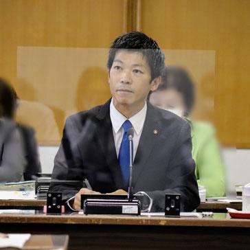2020/10/8 決算特別委員会 ばんしょう映仁