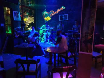 In einer Bar von Hoi An mit Live Musik