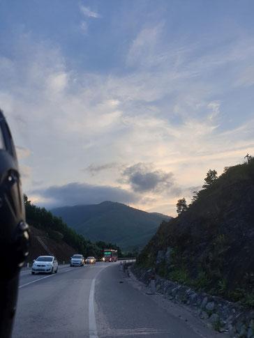 Highway Richtung Hue