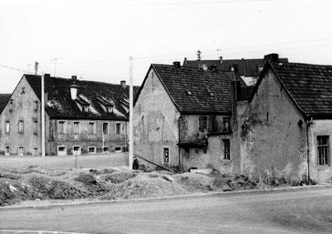 Dudweiler, Fischbachstraße, kath. Notkirche, Schlafhaus