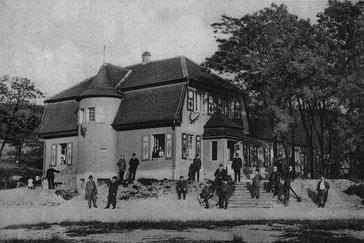 Dudweiler, Schützenhaus, 1930