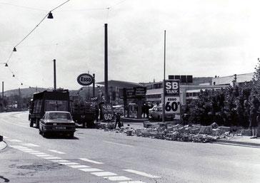 Dudweiler, Sulzbachtalstraße, 1976
