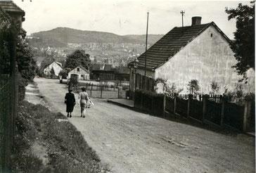 Dudweiler, Am Neuhauser Weg, 1950