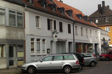 Dudweiler, Saarbrücker Str. 293, Krumm Stubb