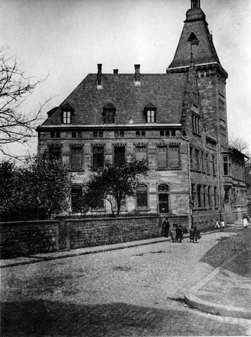 Dudweiler, Brückenstraße, Rathausstraße, Rathaus