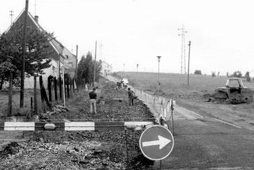 Dudweiler, Fischbachstraße, 1968