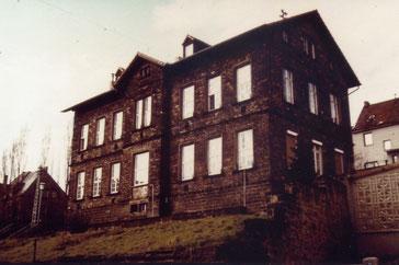 Dudweiler, Kirchenschule, Scheidter Straße