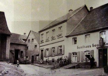 Dudweiler, Büchelstraße, Gasthaus Kopp
