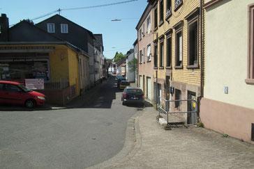 Dudweiler, Luisenstraße, Grobes Versteck, Sängerheim