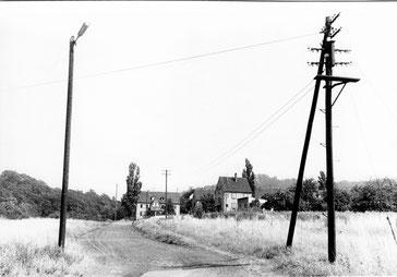 Dudweiler, Beim Weisenstein, Am Geisenberg, 1950
