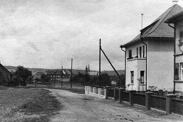 Dudweiler, Gartenstraße, 1935