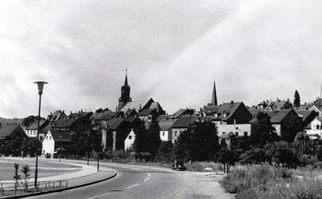 Dudweiler, Beethovenstraße, 1938, Eberles Gässje, Kiosk