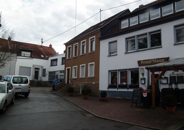 Dudweiler, Büchelstraße, Kopps Haus,