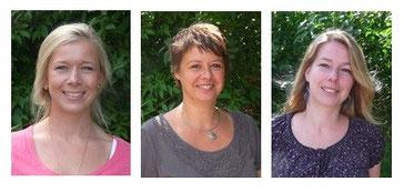 Kehren zurück: Frau Kramer, Frau Fuhrmann & Frau Hungerland
