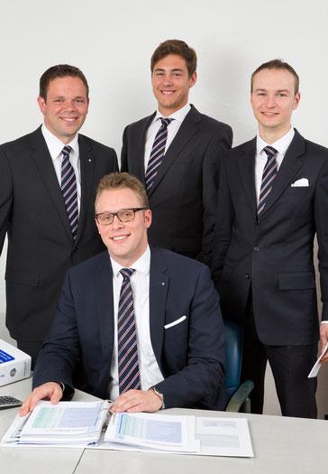 Signal Iduna, Billerbeck, Werbegemeinschaft, WG Billerbeck