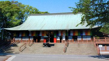 川越大師・喜多院(埼玉県)